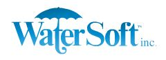 Water Softeners by WaterSoft Inc Logo
